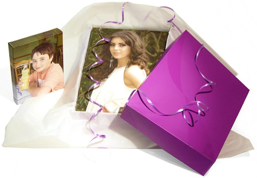 custom designed gifts